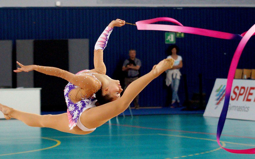 Rhythmische Sportgymnastik …