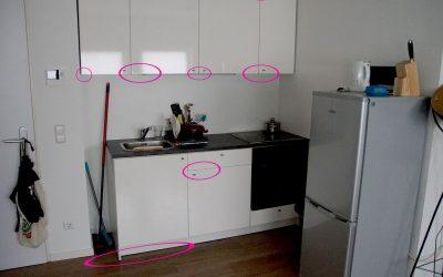 Ikea Knoxhult – Mangel in Jonas Küche