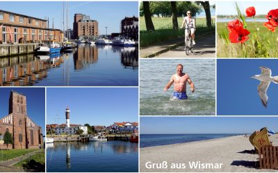 1.6.2020 Wismar statt Korfu