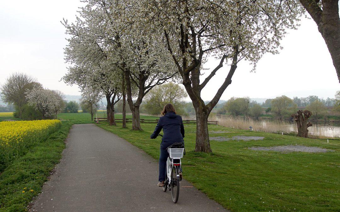 1.5.2021 – Radtour an der Weser